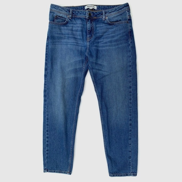 Whistles Denim - Whistles Women's Barrel Leg Jeans Size 30